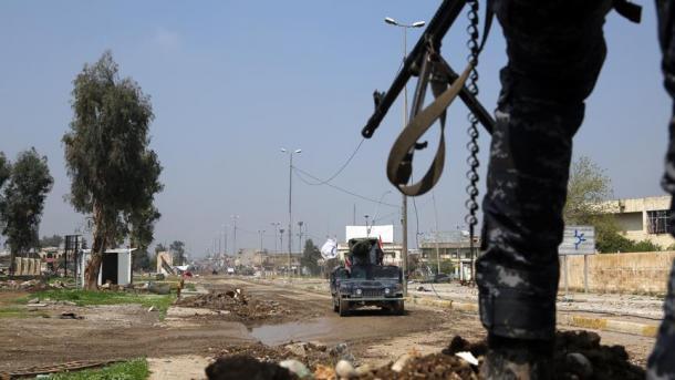 Irak: Durchbruch für Armee gegen IS in Tal Afar