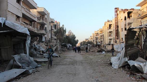 Autoridades sirias declaran