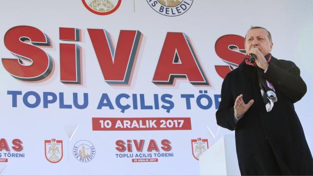 Erdogan: Nuk e braktisim Jerusalemin në mëshirën e një shteti terrorist | TRT  Shqip