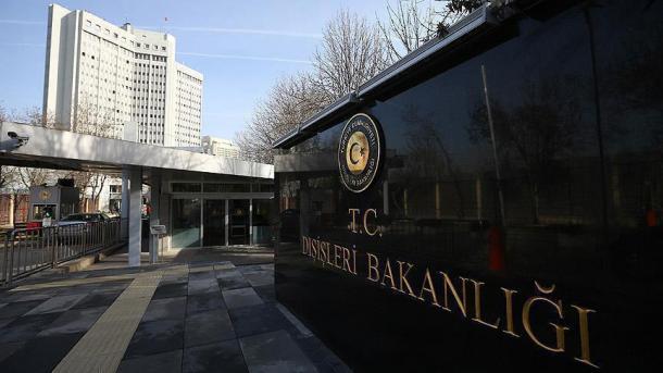 Ankaraja i përgjigjet ShBA-së për sanksionet | TRT  Shqip