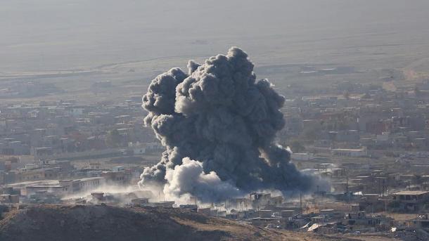 Иракская армия открыла новый фронт наступления наМосул
