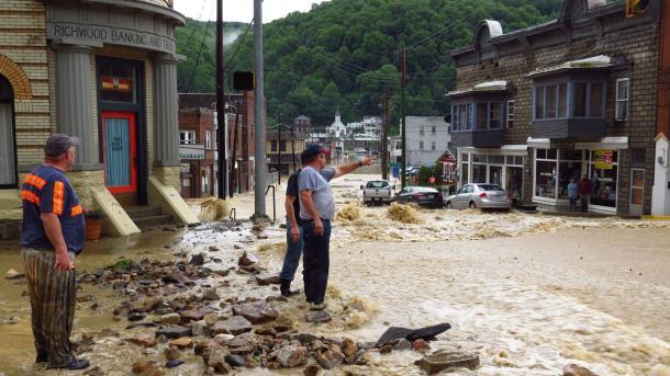 История ничему ненаучила Америку: новые жертвы наводнения вЛуизиане