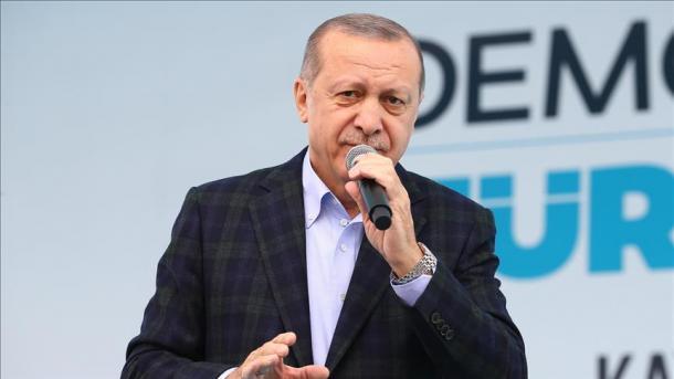 Назван основной конкурент Эрдогана набудущих выборах