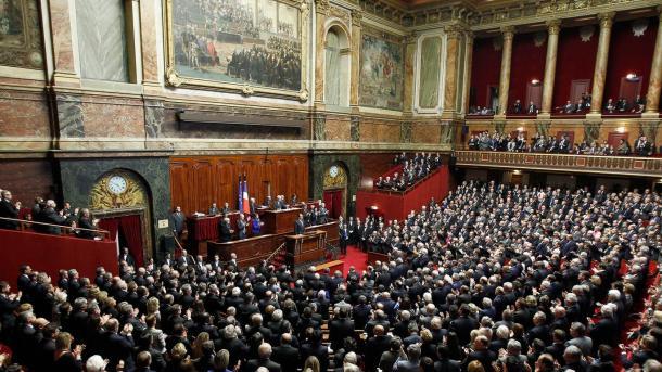 Nationalversammlung stimmt für neues Anti-Terror-Gesetz