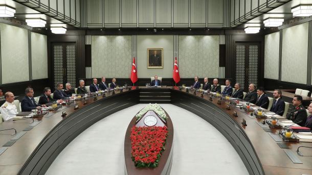 Turqia do të vazhdojë aktivitetin e saj antiterrorist në Siri | TRT  Shqip