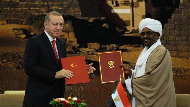 Vice-PM soudanais : La visite d'Erdogan marque le début d'un partenariat stratégique