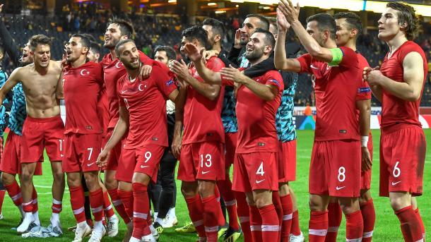 土耳其国家队将角逐波黑和俄罗斯队 | 三昻体育官网