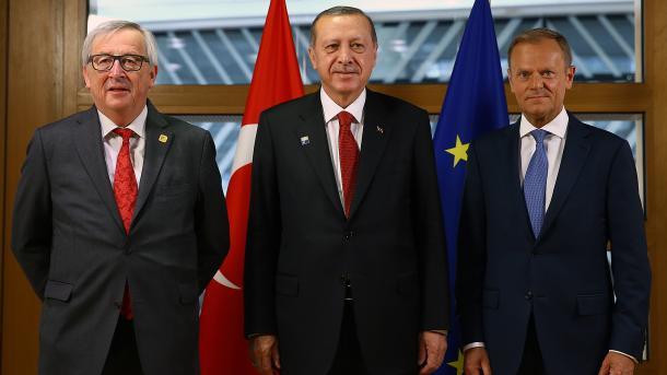 Gipfeltreffen mit Erdogan und EU-Spitzen geplant
