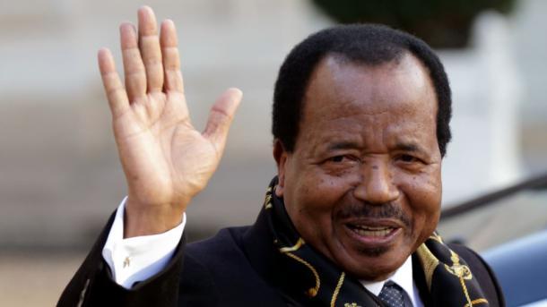 Paul Biya: Ni da mulki mutu-ka-raba
