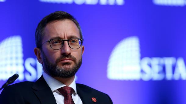 Altun: Të papranueshme akuzat e kryediplomatit francez ndaj Presidentit Erdogan   TRT  Shqip