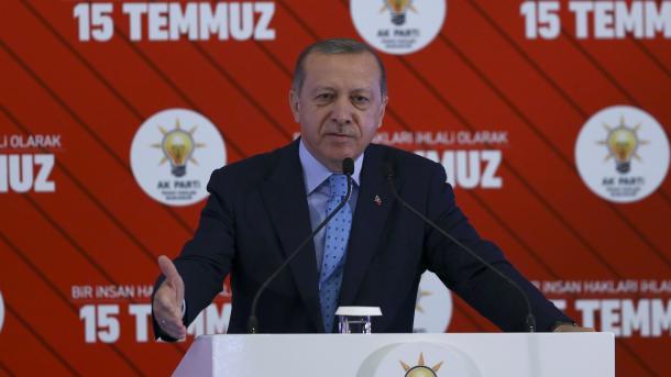 La Turquie se souvient de la tentative de putsch matée par Erdogan