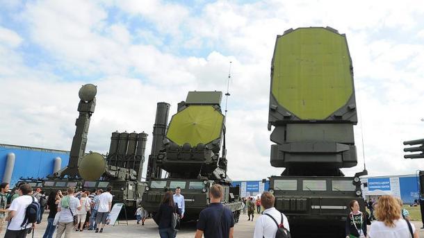 Русские ПВО будут сбивать американские ракеты вСирии— МинобороныРФ