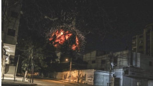 Ushtria izraelite bombardoi në Gazë ndërtesën ku ishin zyrat e AA-së | TRT  Shqip