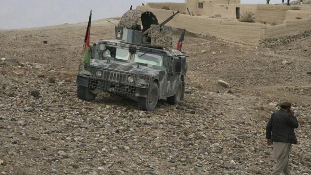 Deutscher soll Taliban militärisch beraten haben