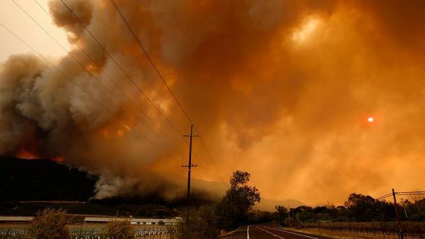 Schon 23 Tote bei Bränden in Kalifornien