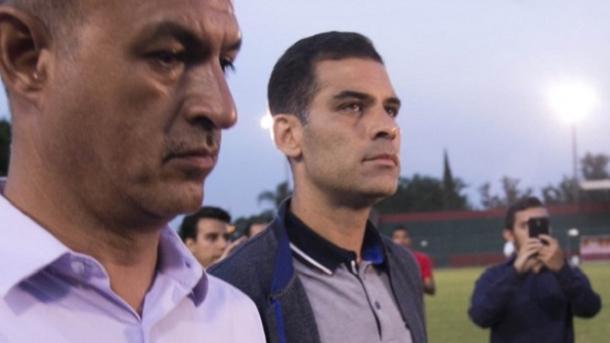 Alejandro Fernández apoya a Rafa Márquez y Julión Álvarez