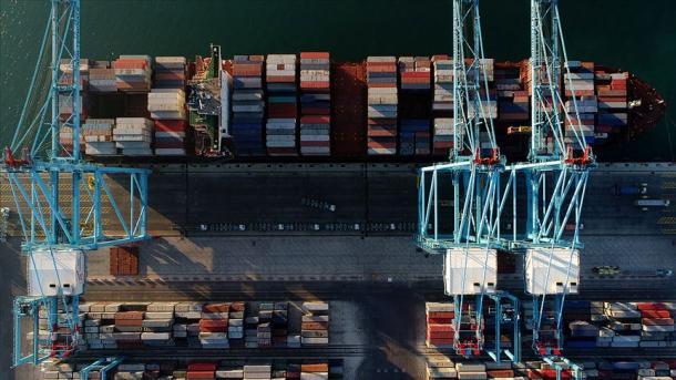 Eurostat: Ekonomia turke shënon tepricë në tregtinë me BE-në   TRT  Shqip