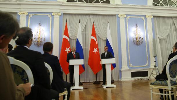 Турция и РФ создадут совместный инвестиционный фонд для гигантских проектов в энергетической сфере
