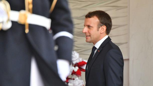 Emmanuel Macron s'est rendu aux obsèques de Mireille Knoll