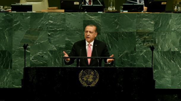 Erdogan: Struktura e OKB-së u shërben interesave të anëtareve të përhershme të KS | TRT  Shqip