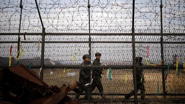 Un militar norcoreano escapa a Corea del Sur