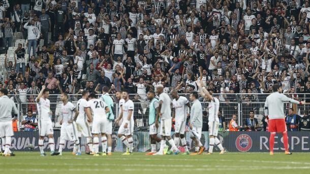 贝西克塔什劝告球迷不要去德国呐喊助威 | 三昻体育官网