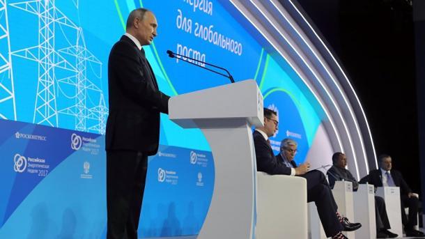 Путин: РФосуждает КНДР занарушение резолюцииСБ ООН
