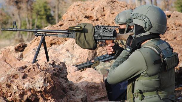 وزارة الداخلية : مقتل 17 إرهابيا   TRT  Arabic