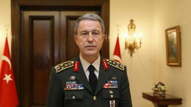 Gjenerali Akar në Soçi, takim me homologët rus dhe iranian për Sirinë | TRT  Shqip