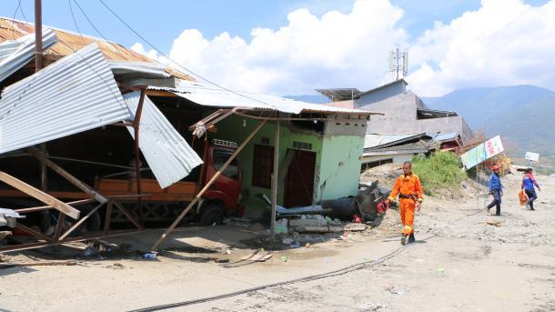 زلزال يضرب اندونيسيا   TRT  Arabic