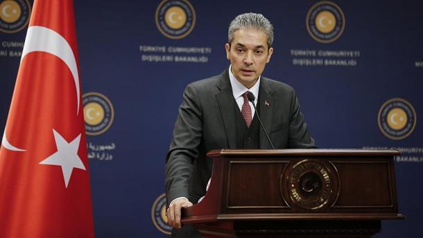 MPJ turke: Askush nuk mund të urdhërojë dhe as të kërcënojë Turqinë | TRT  Shqip