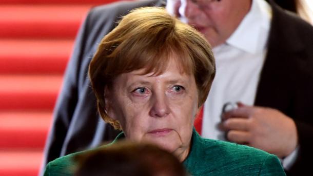 Merkel preferon zgjedhje të parakohshme se sa qeverie pakice | TRT  Shqip