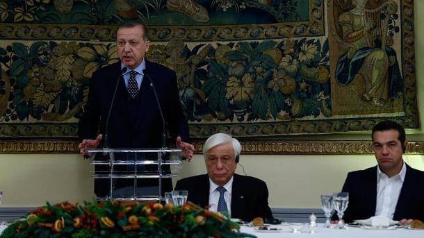Erdogan: Turqit qipriotë janë 'bashkëpronarë' të ishullit, jo minoritet   TRT  Shqip