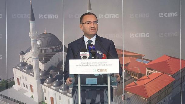 Вице-премьер: Турция неоткажется отпереговоров очленстве вЕС