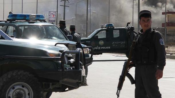 Солдат НАТО умер  вКабуле
