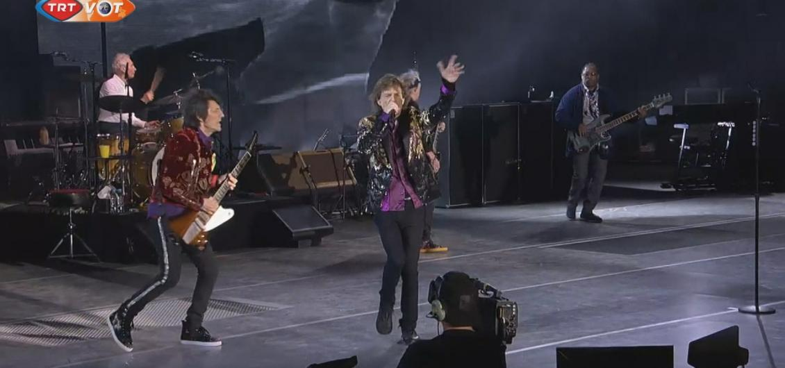 Rolling Stones hanno entusiasmato i 56.000 fan a Lucca