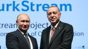 Das Pipelineprojekt Turkish-Stream