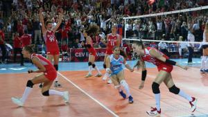 土耳其女子排球队晋升至四分之一决赛   三昻体育投注