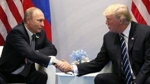 Trump invita a Putin a Washington