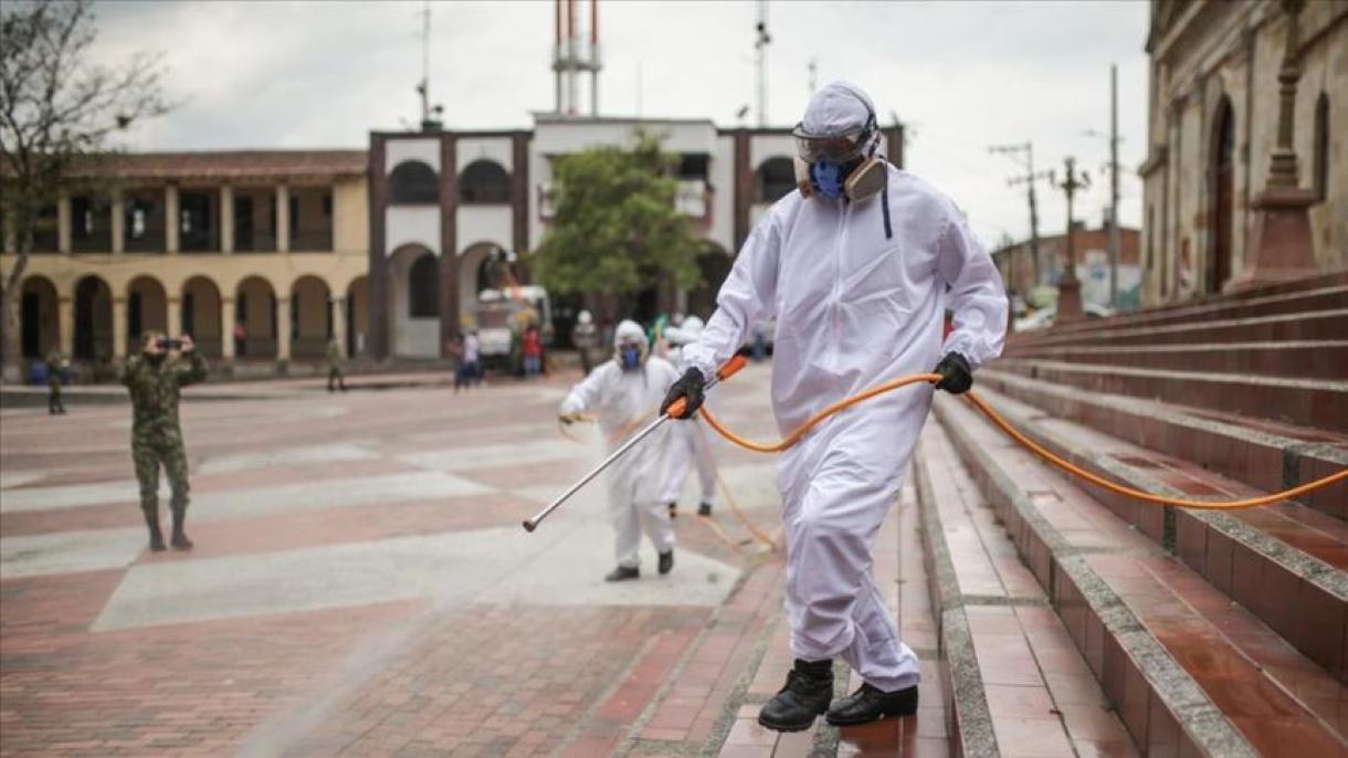 Nuevos casos de coronavirus en Colombia, hoy 1 de mayo — PANDEMIA