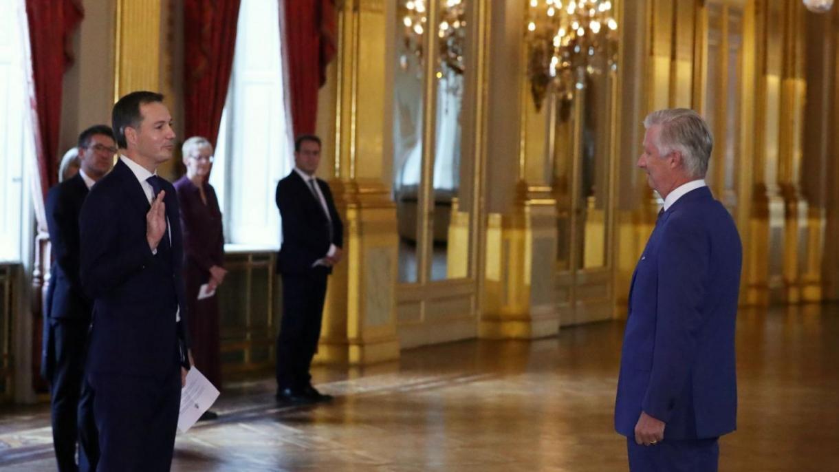Le libéral Alexander De Croo nouveau Premier ministre — Belgique