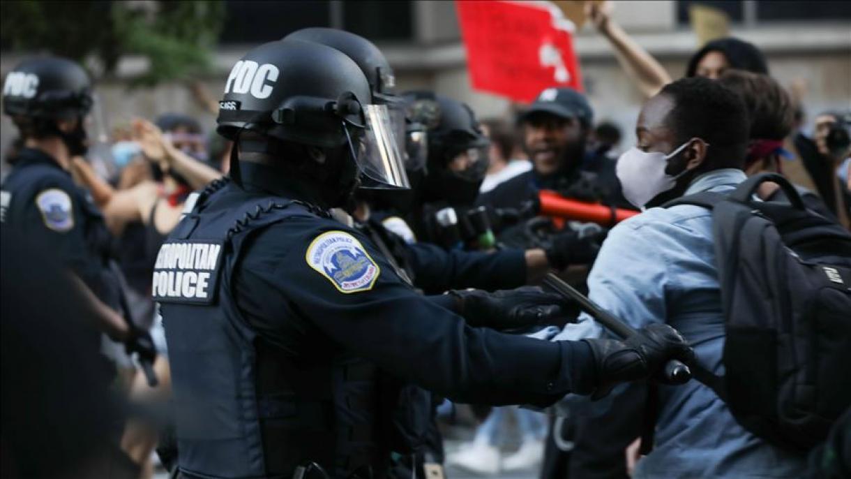 Trump menace d'envoyer l'armée pour mettre fin aux émeutes