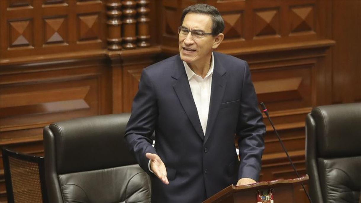 Acusan nuevamente a presidente peruano por supuesto soborno
