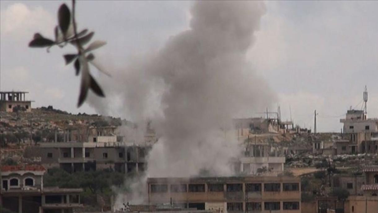 Организация Amnesty International назвала действия сил Асада вСирии «военным преступлением»