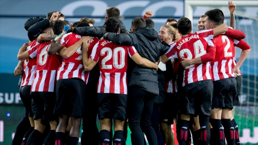 Supercopa: el Athletic derrota al Real Madrid