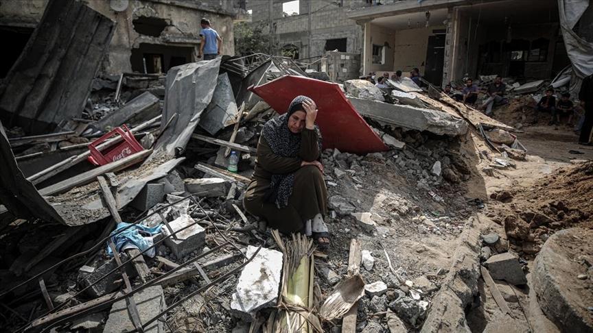 Turki: 'Kami Sambut Baik Gencatan Senjata Israel-Palestin ...