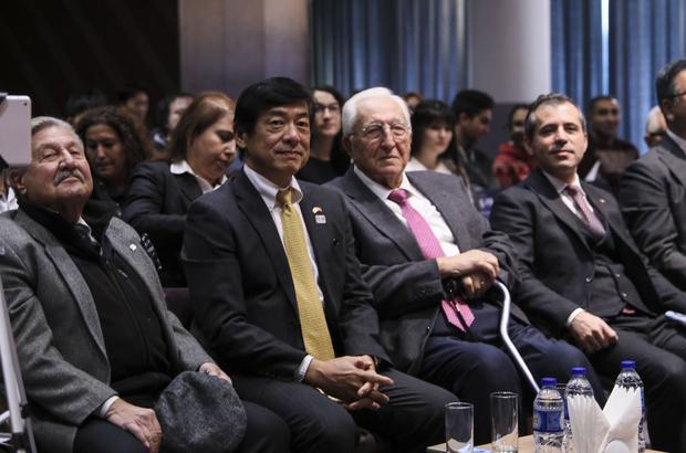 在 トルコ 日本 大使 館