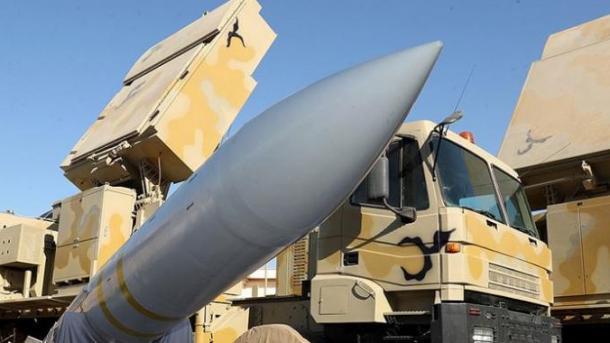 """Irani prezanton sistemin e mbrojtjes ajrore """"Bavar-373"""", prodhim vendës   TRT  Shqip"""