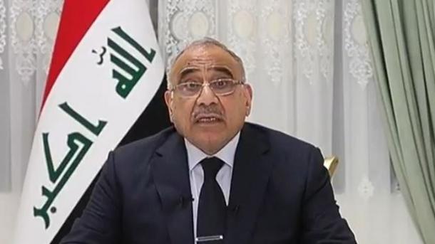 Kryeministri irakian reagon ndaj vrasjes së Sulejmanit, është shkelje ndaj sovranitetit tonë   TRT  Shqip