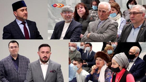 """Казанда """"Касыйм ханлыгы шәүләләре"""" / Qazanda """"Qasıym xanlığı şäwläläre""""   TRT  Tatarça"""